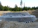 Fundament Bauarbeiten